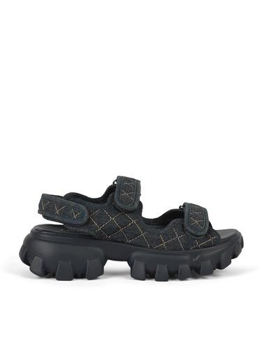 Twist Kadın  Sandalet TS1210033004089 Mavi